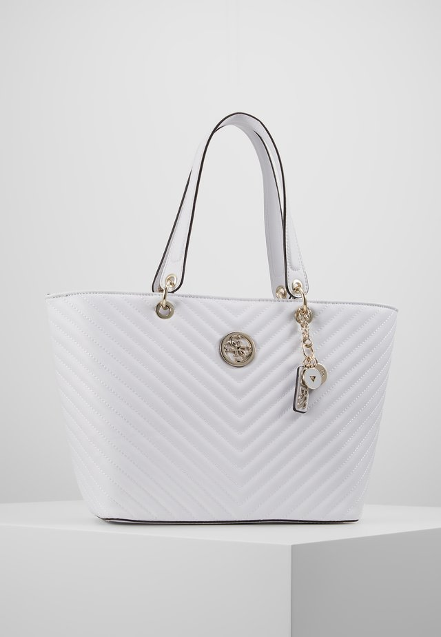 KAMRYN TOTE - Handtasche - white