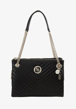 BLAKELY STATUS LUXE SATCHEL - Sac à main - black