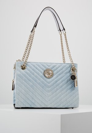 BLAKELY STATUS LUXE SATCHEL - Handbag - blue