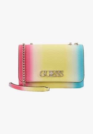 CHIC CONVERTIBLE FLAP - Schoudertas - som