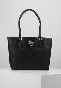 Guess - OPEN ROAD TOTE - Handbag - black - 0