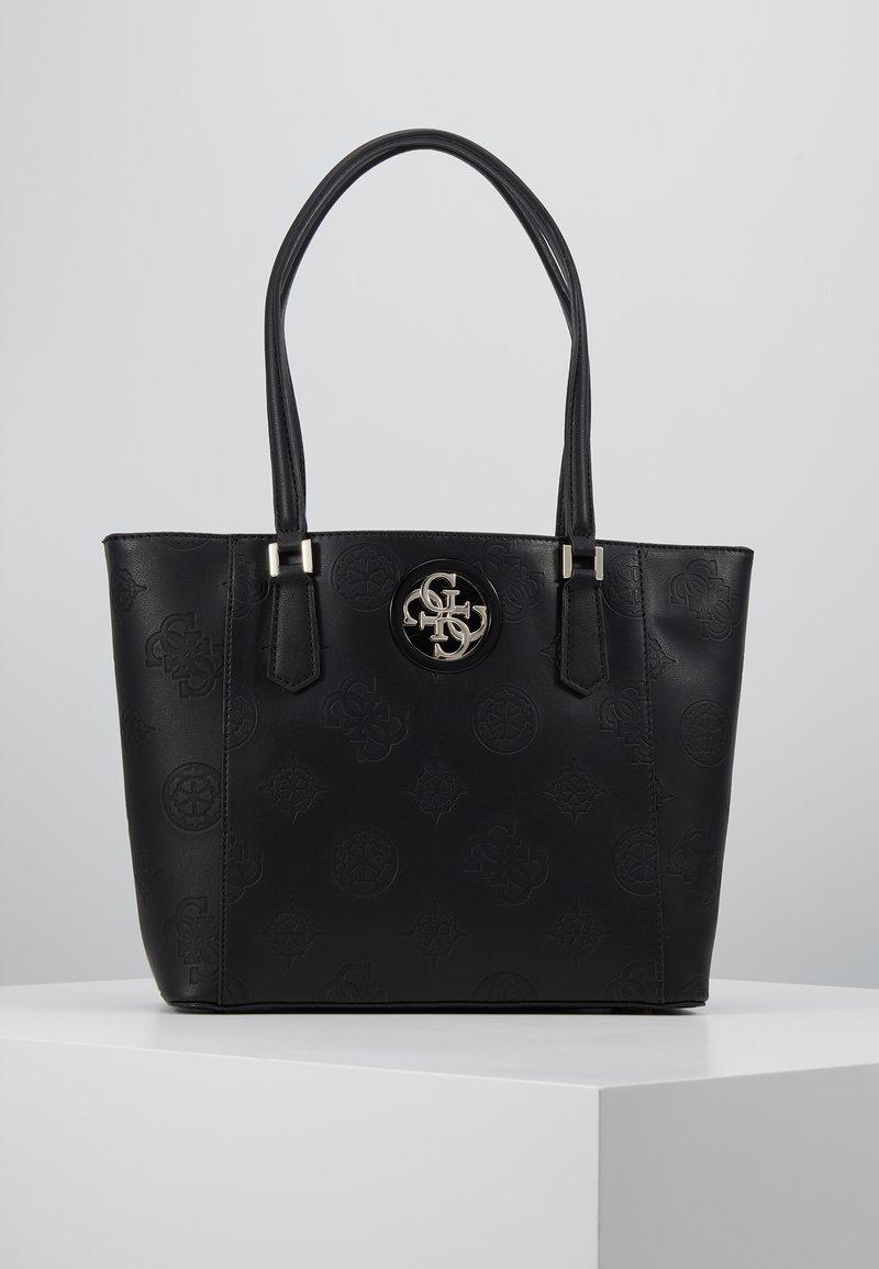 Guess - OPEN ROAD TOTE - Handbag - black