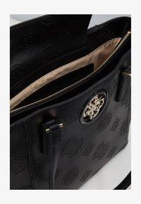 Guess - OPEN ROAD TOTE - Handbag - black - 2