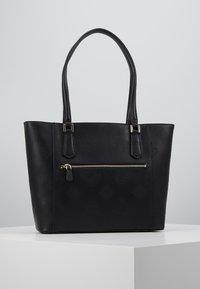 Guess - OPEN ROAD TOTE - Handbag - black - 5