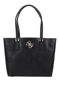 Guess - OPEN ROAD TOTE - Handbag - black - 6