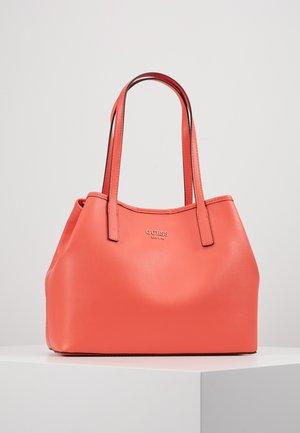 VIKKY TOTE - Handbag - coral