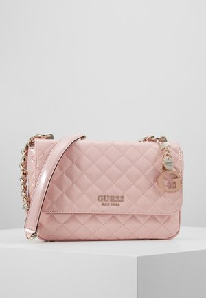 MELISE SHOULDER BAG - Håndveske - rose