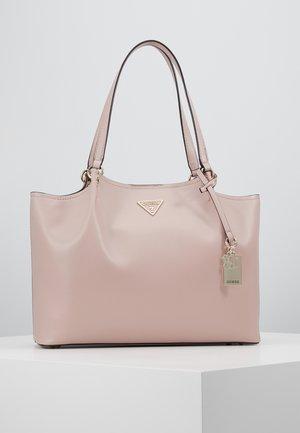 TANGEY GIRLFRIEND CARRYALL - Handtasche - light pink