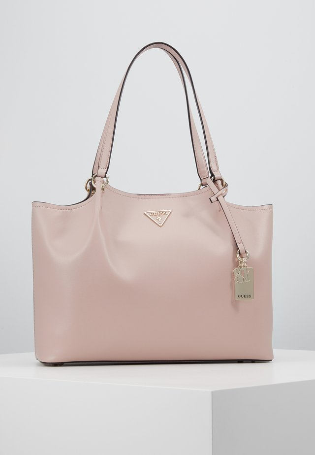 TANGEY GIRLFRIEND CARRYALL - Handbag - light pink
