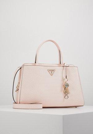 MADDY GIRLFRIEND SATCHEL - Bolso de mano - light pink