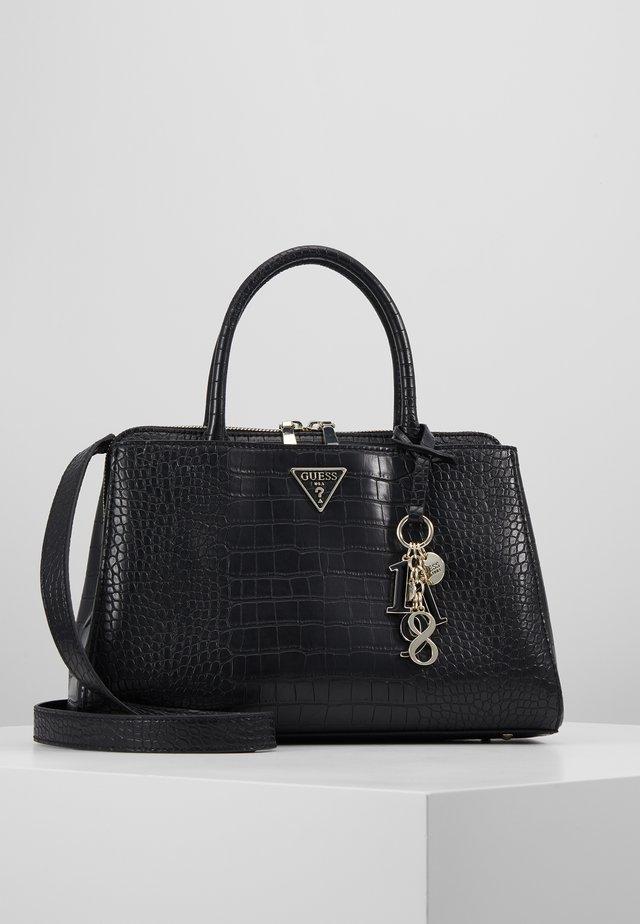 MADDY GIRLFRIEND SATCHEL - Handbag - black
