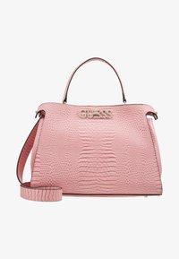 Guess - UPTOWN CHIC - Handbag - pink - 5