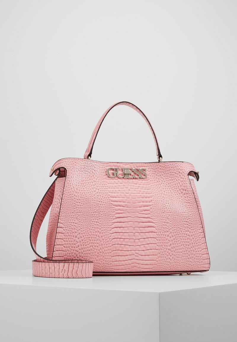 Guess - UPTOWN CHIC - Handbag - pink