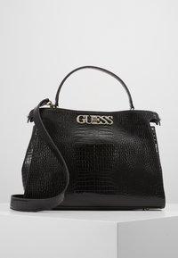 Guess - UPTOWN CHIC - Handbag - black - 0