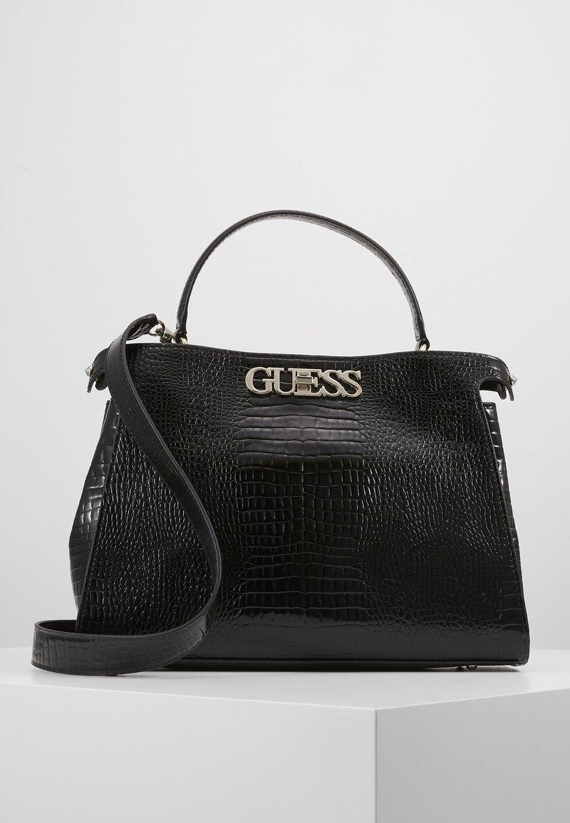 Guess - UPTOWN CHIC - Handbag - black