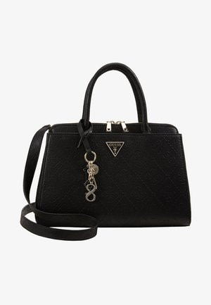 MADDY GIRLFRIEND SATCHEL - Handbag - black