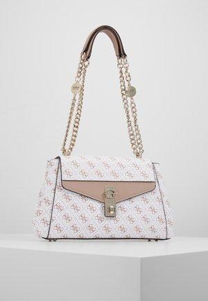 LORENNA SHOULDER BAG - Handtasche - white