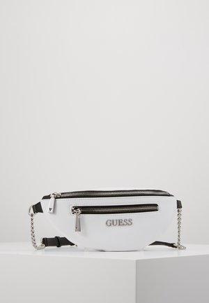CALEY BELT BAG - Bum bag - white
