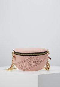 Guess - BUMBAG BELT - Rumpetaske - light pink - 0