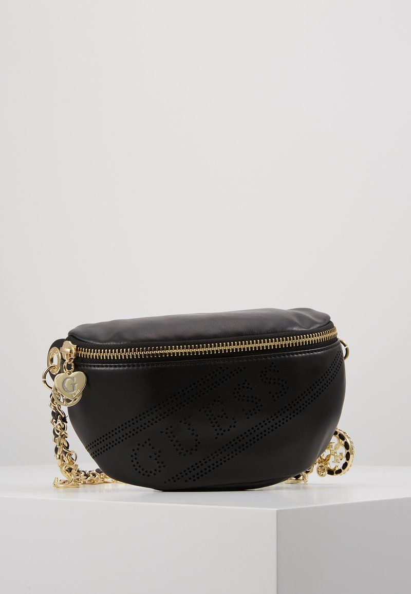 Guess - BUMBAG BELT - Bæltetasker - black