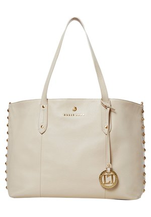 SHOPPER EVE LUXE ECHTES LEDER - Sac à main - cream