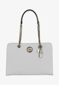 Guess - BLAKELY GIRLFRIEND  - Handbag - white - 1