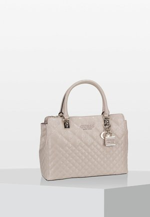 QUEENIE LUXURY - Handbag - nude
