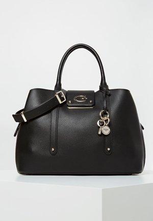 JAYDEE CHARM - Handbag - black