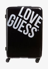 Guess - Wheeled suitcase - black - 0