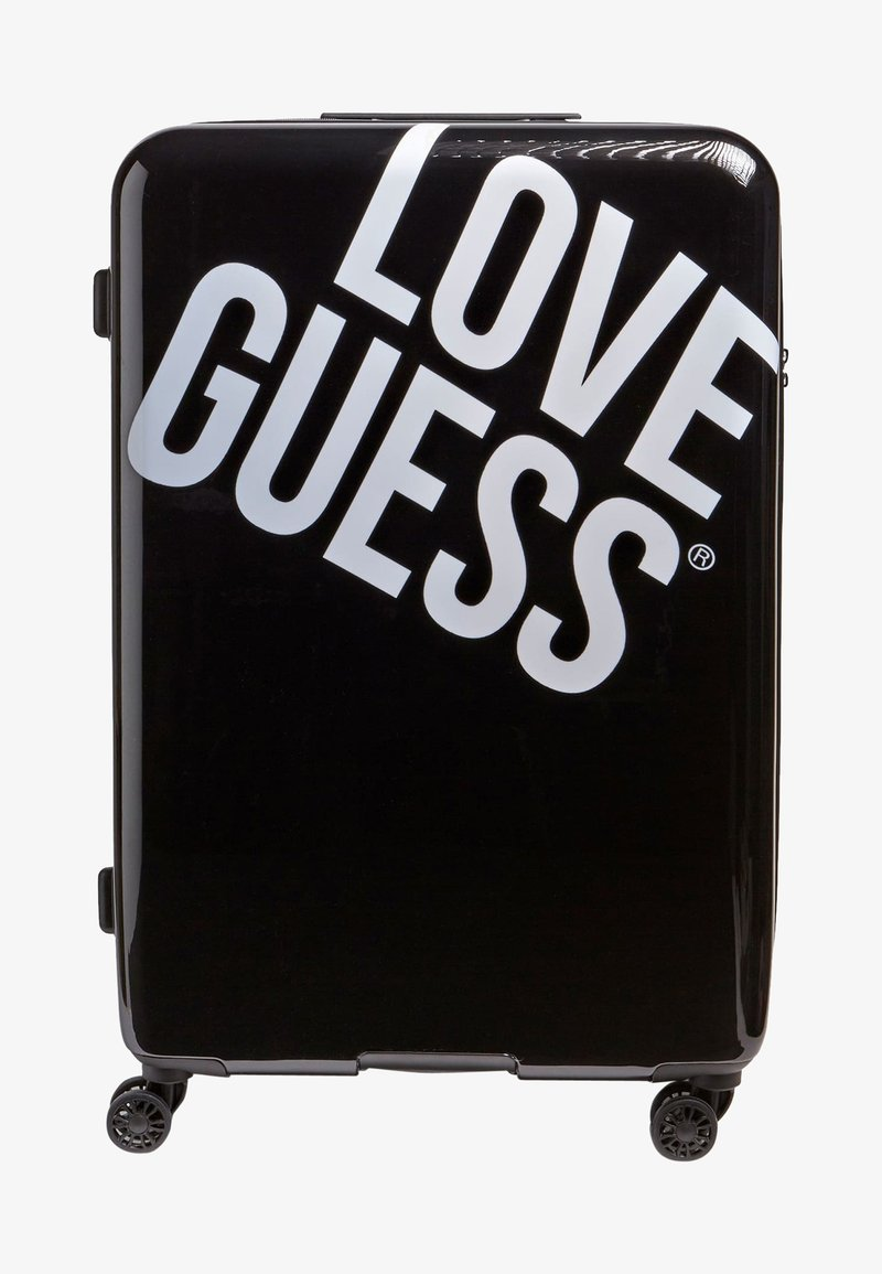 Guess - Wheeled suitcase - black