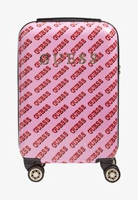 Guess - Wheeled suitcase - light pink - 0