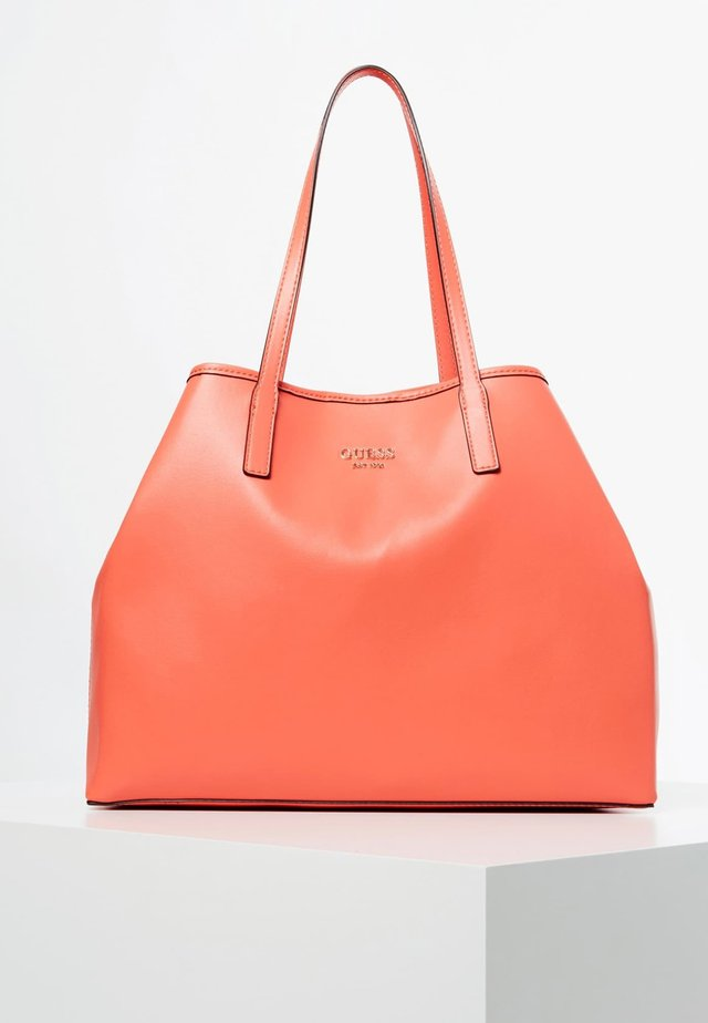 SHOPPER VIKKY - Shopping Bag - orange