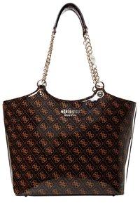 Guess - LORENNA  - Shopping bag - brown - 0