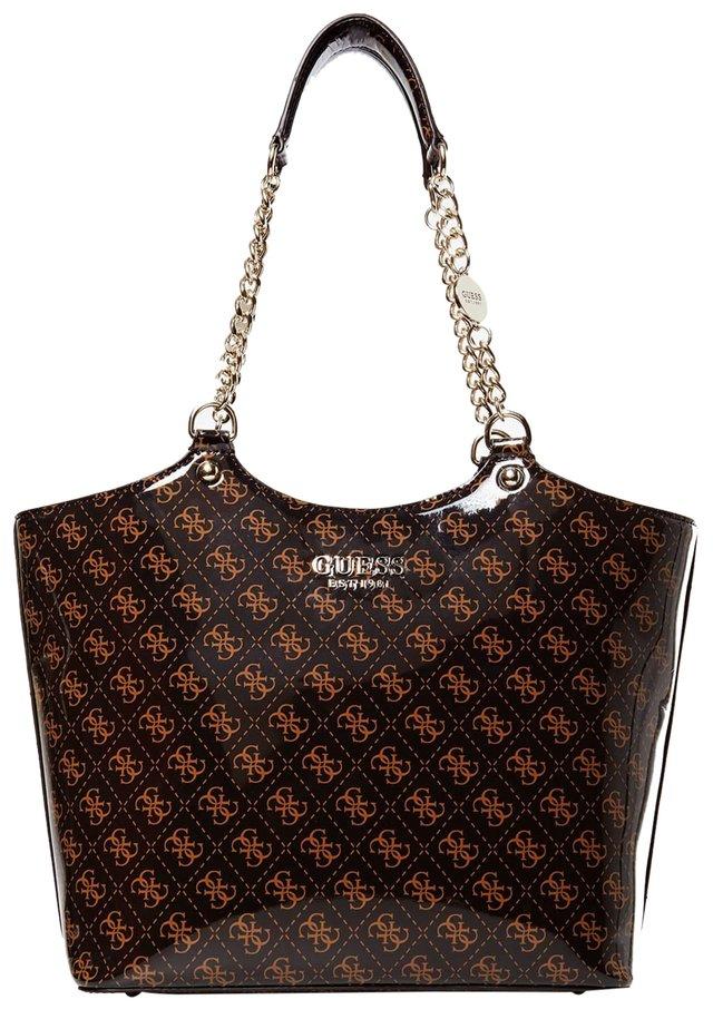 LORENNA  - Shopping Bag - brown