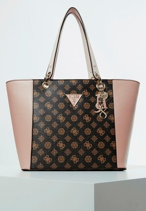 KAMRYN - Shopping Bag - brown