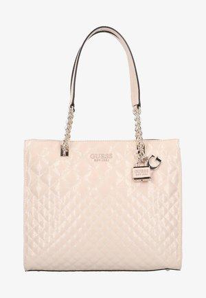 QUEENIE  - Handbag - nude
