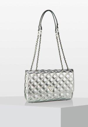 CESSILY CONVERTIBLE  - Handtas - silver