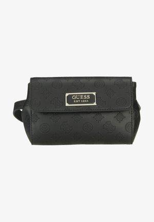 LOGO LOVE - Bum bag - black