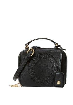 CAMERA BAG ECHTES LEDER - Torba fotograficzna - black