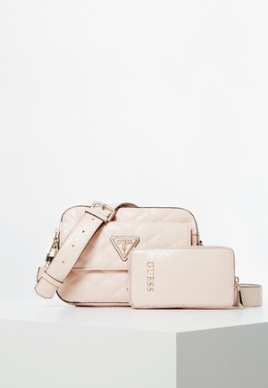 ASTRID - Schoudertas - light pink