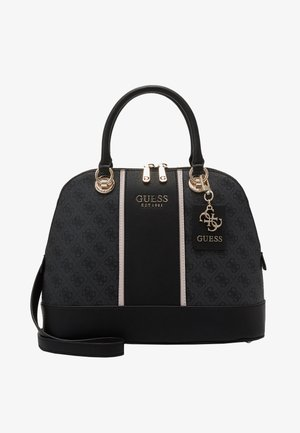 CATHLEEN LARGE DOME SATCHEL - Kabelka - coal