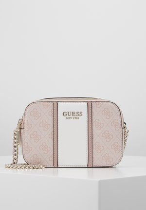 CATHLEEN CAMERA BAG - Sac bandoulière - blush