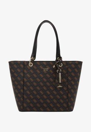 KAMRYN TOTE - Tote bag - brown multi