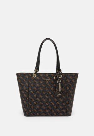 KAMRYN TOTE - Shoppingveske - brown multi