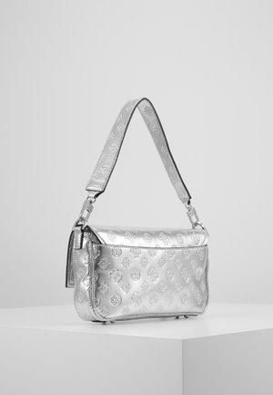 BRIGHTSIDE SHOULDER BAG - Handtas - silver