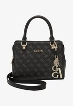 CAMY SMALL GIRLFRIEND SATCHEL - Håndveske - coal multi