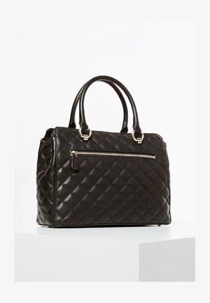 HANDTAS MELISE DOORGESTIKT - Handbag - black
