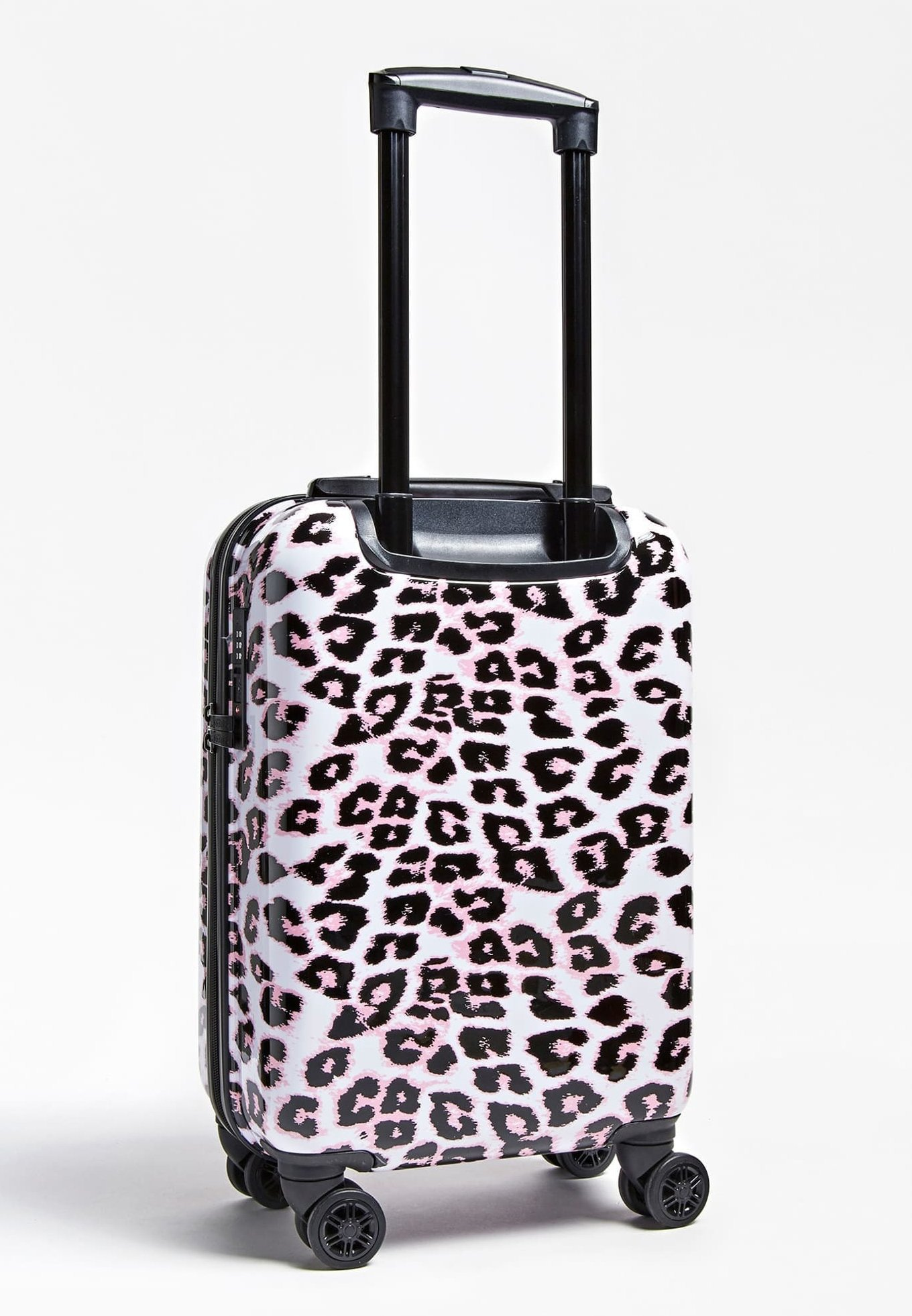 Guess Trolley Lorenna Animalprint - Rose ObNrX