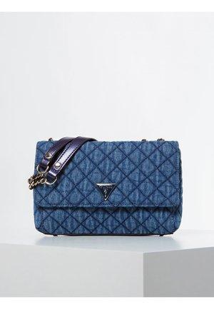 Schoudertas - blau