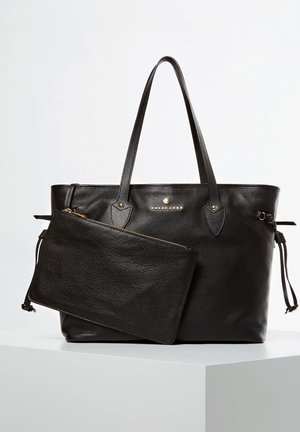 SOFIE VERA PELLE LUXE - Shopping Bag - nero